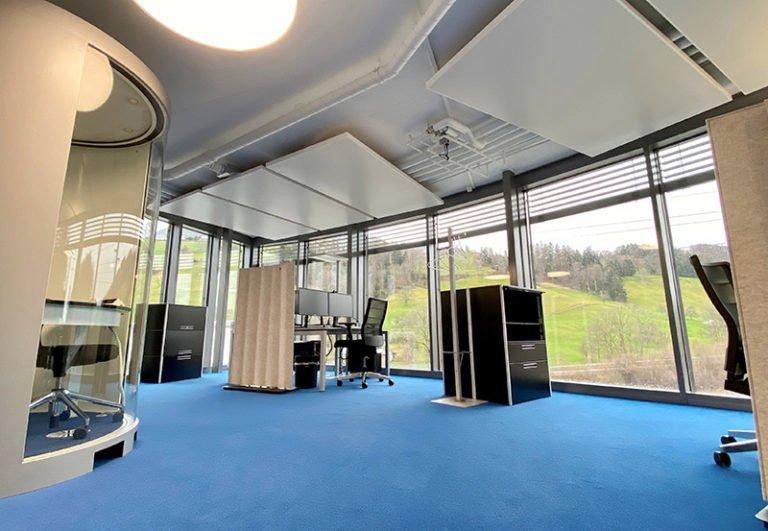 coworking büro mieten - AJ Management Services kanton schwyz
