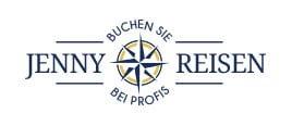 jenny reisen logo design clara ripamonti | AJMS marketing agentur kanton schwyz
