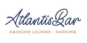 Atlantis Bar Logo gestaltung