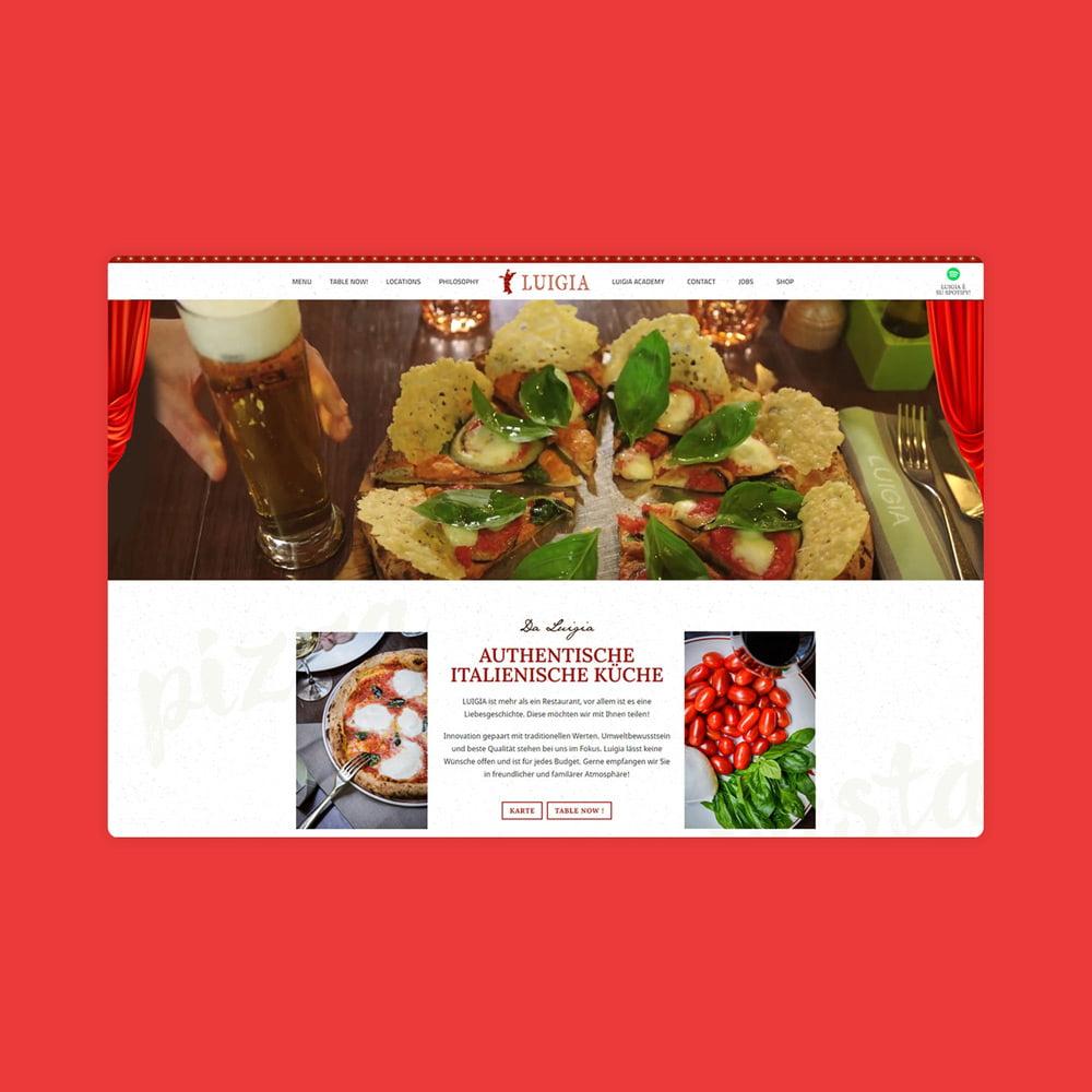 Website web agentur pfaeffikon schwyz ajms
