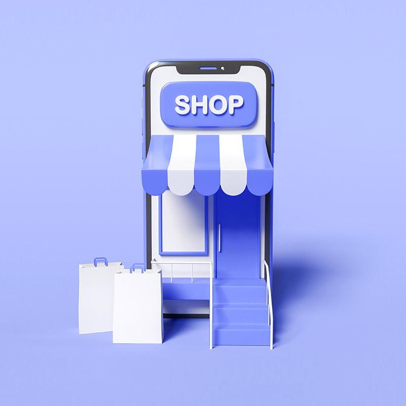 E-Commerce-Erstellung marketing