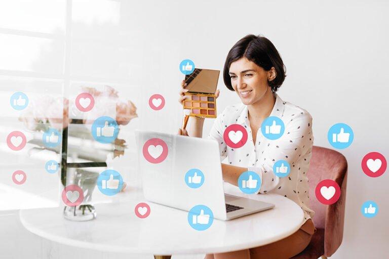 sozialen medien experten ajms aj management services pfäffikon SZ